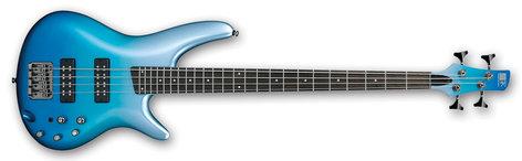 Ibanez SR300E-OFM Ocean Fade Metallic SR Standard 4 String Electric Bass SR300EOFM
