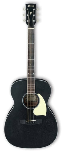 Ibanez PC14 Performance Grand Concert Acoustic Guitar - Weathered Black PC14WK