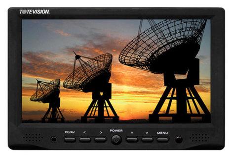 """ToteVision LED-709HD  7"""" HD LCD Monitor LED-709HD"""