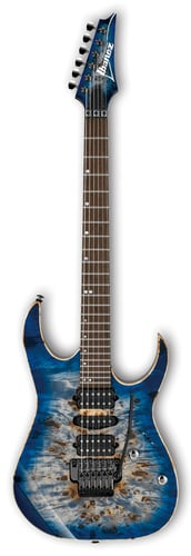 Ibanez RG1070PBZ RG Premium 6-String Electric Guitar with Case RG1070PBZ