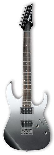 Ibanez RG421 RG Standard 6-String Electric Guitar - Pearl Black Fade Metallic RG421PFM