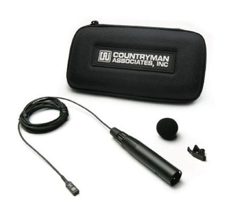 Countryman M2HP6FF10 All Purpose ISOMAX 2 Microphone M2HP6FF10
