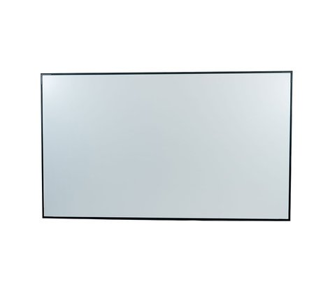 """Draper Shade and Screen 254205FN Profile+ Projection Screen, 133"""" Diagonal, HDTV, Pure White XT1300V Screen Surface 254205FN"""