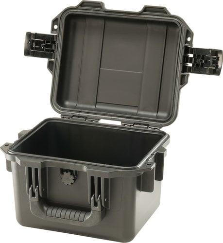 Pelican Cases IM2075-X0000-BLK iM2075 Storm Case without Foam, Black IM2075-X0000-BLK
