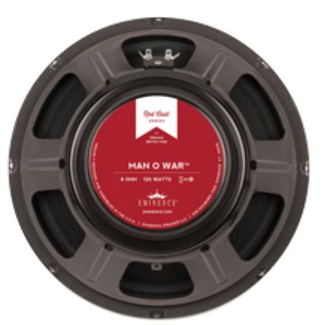 "Eminence Speaker MAN O WAR 12"" Guitar Speaker, 8 ohms MAN O WAR"