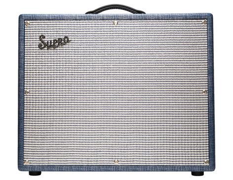 Supro S6420 Thunderbolt 35W 1x15 Guitar Amp THUNDERBOLT