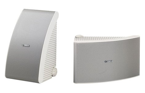 Yamaha NS-AW992WH  All Weather Speakers, White, Sold in Pairs NS-AW992WH