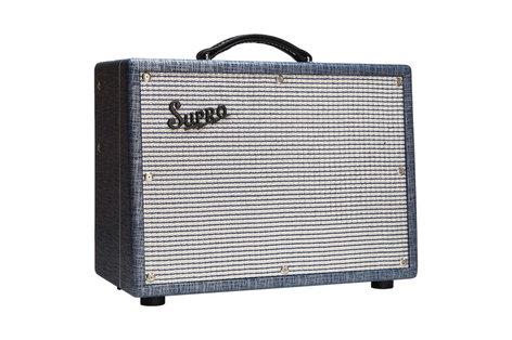 Supro 1642RT Titan 50W 1x10 Reverb Tremolo Amp TITAN