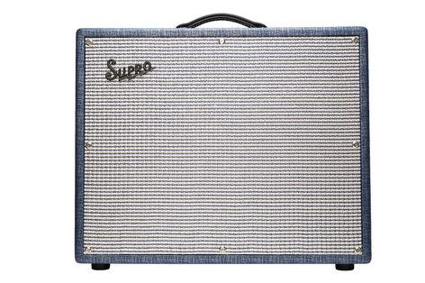 Supro 1675RT Rhythm Master 35/45/60W 1x15 Reverb Tremolo Amp RHYTHM-MASTER