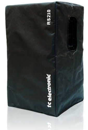 TC Electronic RS-COMBO-COVER RS Combo Cover Soft Cover for RS210 and RS210C RS-COMBO-COVER