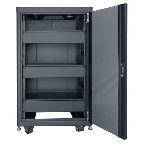 Lowell LCDR-1824  Rack-Configured-Design LCDR-1824