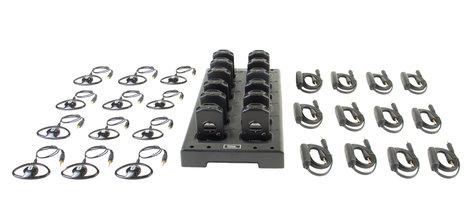 Listen Technologies LP-51-IR Advanced Intelligent DSP IR Receiver 12-Pack  LP-51-IR-01