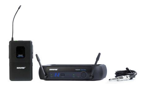 Shure PGXD14 Wireless Digital System for Guitar or Bass PGXD14