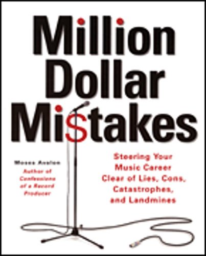 Hal Leonard 00331341 Million Dollar Mistakes - Book 00331341