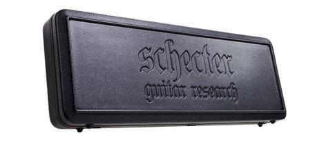 Schecter Guitars SGR-8V Guitar Case for Blackjack, ATX, Hellraiser V SGR-8V