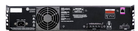 Crown CDI4x300-U-US CDi 4|300 Analog Input, 4 Channel, 300W Per Output Channel, Amplifier CDI4x300-U-US