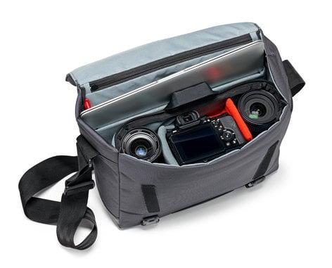 Manfrotto MB MN-M-SD-10 Manhattan Speedy-10 Camera Messenger Bag MB-MN-M-SD-10