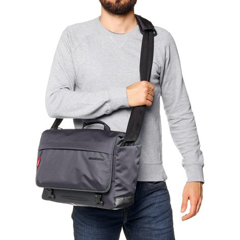Manfrotto MB MN-M-SD-10 Manhattan Speedy-10 Camera Messenger Bag MB-MN-M-SD-10