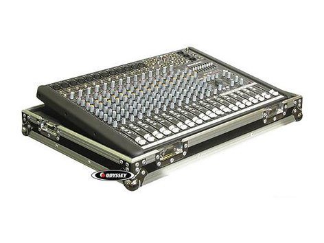 Odyssey FZCFX16  Flight Zone Series Case for Mackie CFX 16 / CFX 16 MKII Mixing Consoles FZCFX16
