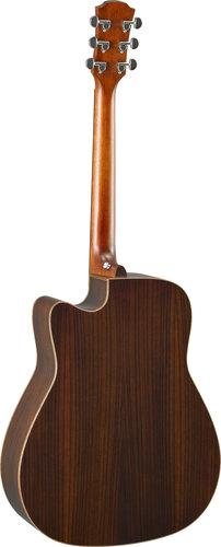 Yamaha A1R-TBS Tobacco Brown Sunburst Cutaway Folk Guitar A1R-TBS