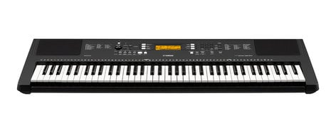 Yamaha PSR-EW300 76-Key Portable Keyboard in Black PSREW300