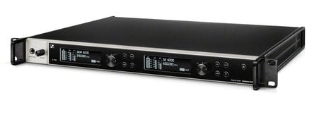 Sennheiser EM 6000 DANTE 2-Channel Receiver with Dante for Digital 6000 Series EM6000-DANTE