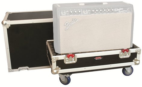 "Gator Cases G-TOUR-AMP212 ATA Tour Case for 2x12"" Combo Amps G-TOUR-AMP212"