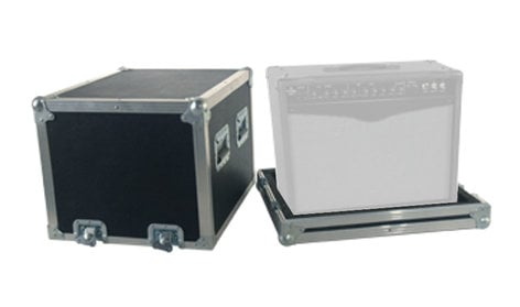 Grundorf Corp T8-AFEN65TWINB Tour 8 Amp/Speaker Case for Fender 65 Twin Amp T8-AFEN65TWINB