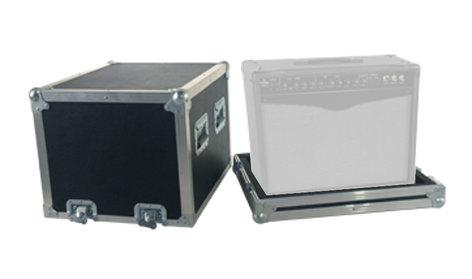 Grundorf Corp T8-AHARHYDRIVEHX410B Tour 8 Amp Speaker Case for Hartke HX410 Bass Amp T8-AHARHYDRIVEHX410B