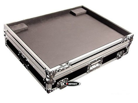 Odyssey FZMG2414W  Flight Zone Series Mixing Console Case with Wheels for Yamaha MG24/14 FX 14 Bus FZMG2414W