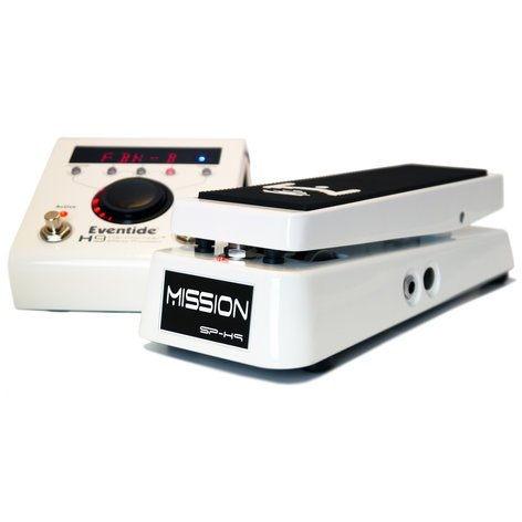 Mission Engineering Inc SP-H9  White H9 Expression Pedal For Use with Eventide H9 SP-H9