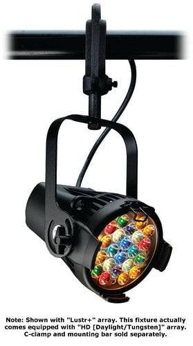 ETC/Elec Theatre Controls Desire D22 HD Portable Studio LED Wash Fixture - Daylight to Tungsten Array SELD22H