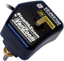 Varizoom VZ-Stealth DVX Mini Zoom Control for Panasonic DVX100(A), DVC -80, -60, -30 VZ-STEALTH-DVX
