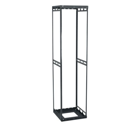 """Middle Atlantic Products 5-37 Slim-5 Knock Down Rack (37 Space, 64"""" Tall, 20"""" Deep) 5-37"""