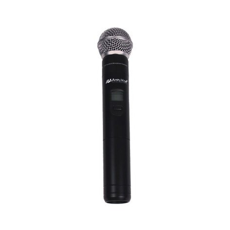 AmpliVox S1695 16 Channel UHF Wireless Handheld Microphone S1695