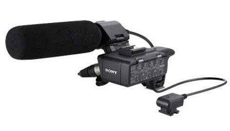 Sony XLRK1M XLR Adapter and Mic Kit XLRK1M