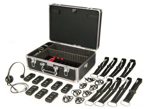 Listen Technologies LKS-2 ListenTalk Base 8 System LKS-2-A1