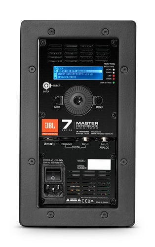 JBL 705P 7 Series 5-Inch Bi-amplified Master Reference Studio Monitor LSR705P