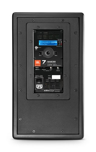 JBL LSR708P 7 Series 8-Inch Bi-Amplified Master Reference Studio Monitor LSR708P