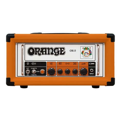 Orange Amplification OR15H 15W Tube Guitar Amplifier Head OR15H
