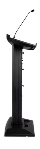 Denon Lectern Active Amplified Lectern with Built-in Speakers and Gooseneck Microphone LECTERN-ACTIVE