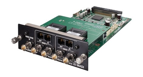 Roland System Group XI-MADI MADI Expansion interface card XI-MADI