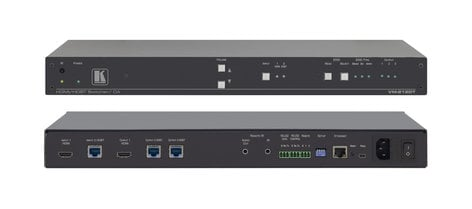 Kramer VM-212DT  2x1:2 4K HDMI and HDBaseT Distribution Amplifier  VM-212DT