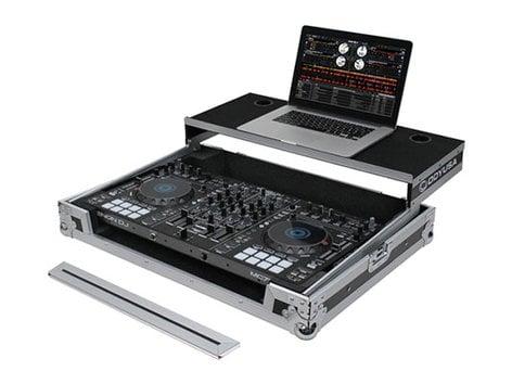 Odyssey FRGSMC7000  Flight Ready Glide Style Series DJ Controller Case for Denon MC7000 FRGSMC7000