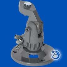 Atlas Sound APBK  AP Series Swivel Mount Bracket, Grey APBK
