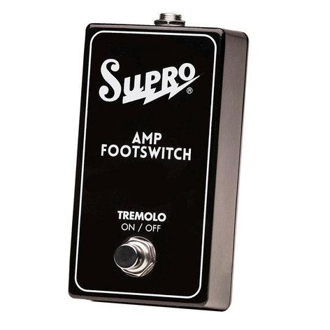 Supro SF1 - Tremolo Single Footswitch SF1-SUPRO