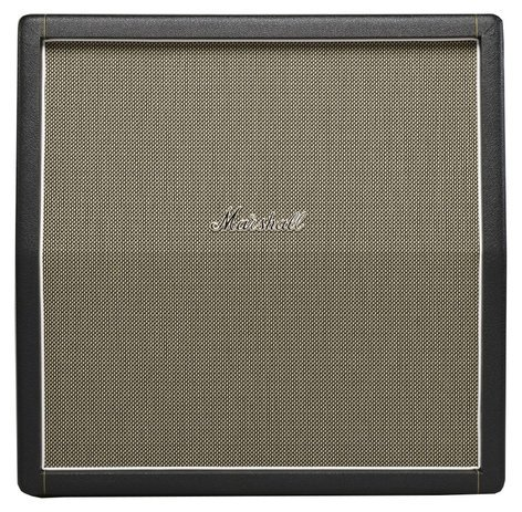 "Marshall Amplification 1960AHW 4x12"" 120W Handwired Series Angled Guitar Speaker Cabinet 1960AHW"