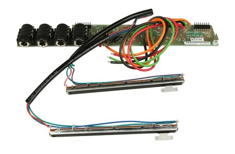 Allen & Heath 003-656X Aux Mix PCB for ZED-24 003-656X