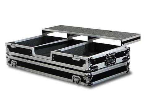 Odyssey FZGSPBM10W  Universal Turntable Case, Remixer Glide Series  FZGSPBM10W