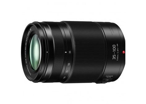Panasonic HHSA35100  LUMIX G X VARIO 35-100mm, F2.8 II Professional Lens HHSA35100